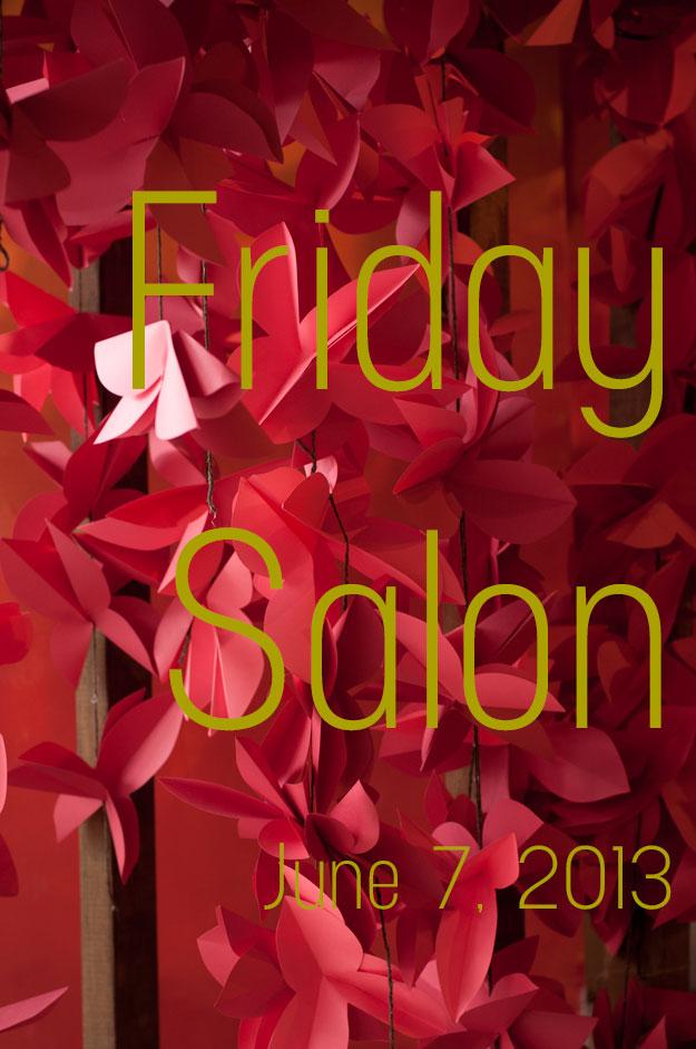 Friday Salon June 7 2013 Mad Men