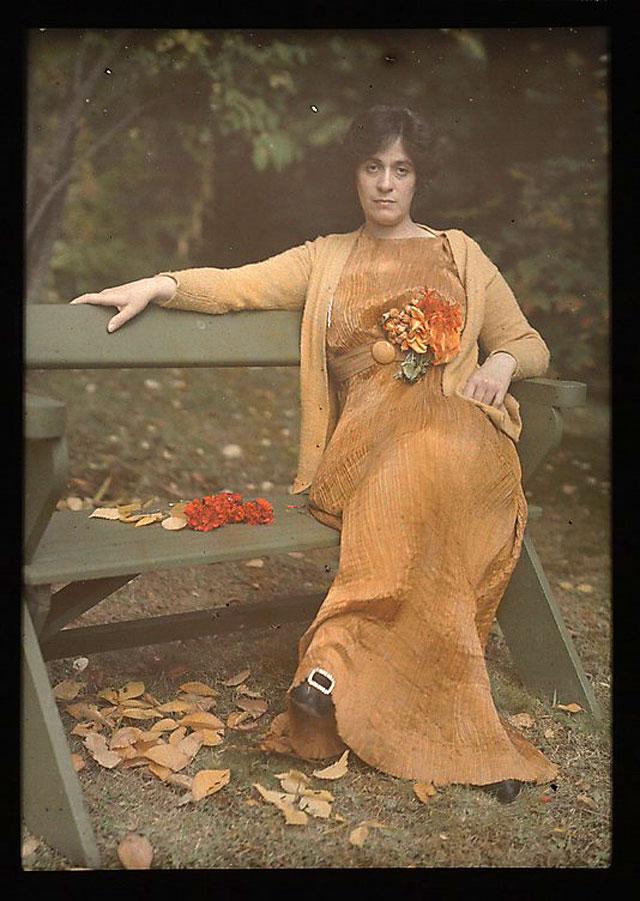 Mrs. Selma Schubart , by Alfred Stieglitz, 1907. Metropolitan Museum of Art