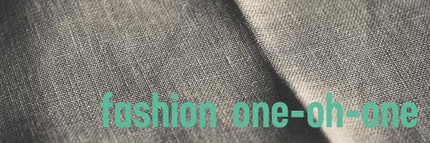 fashion one oh one