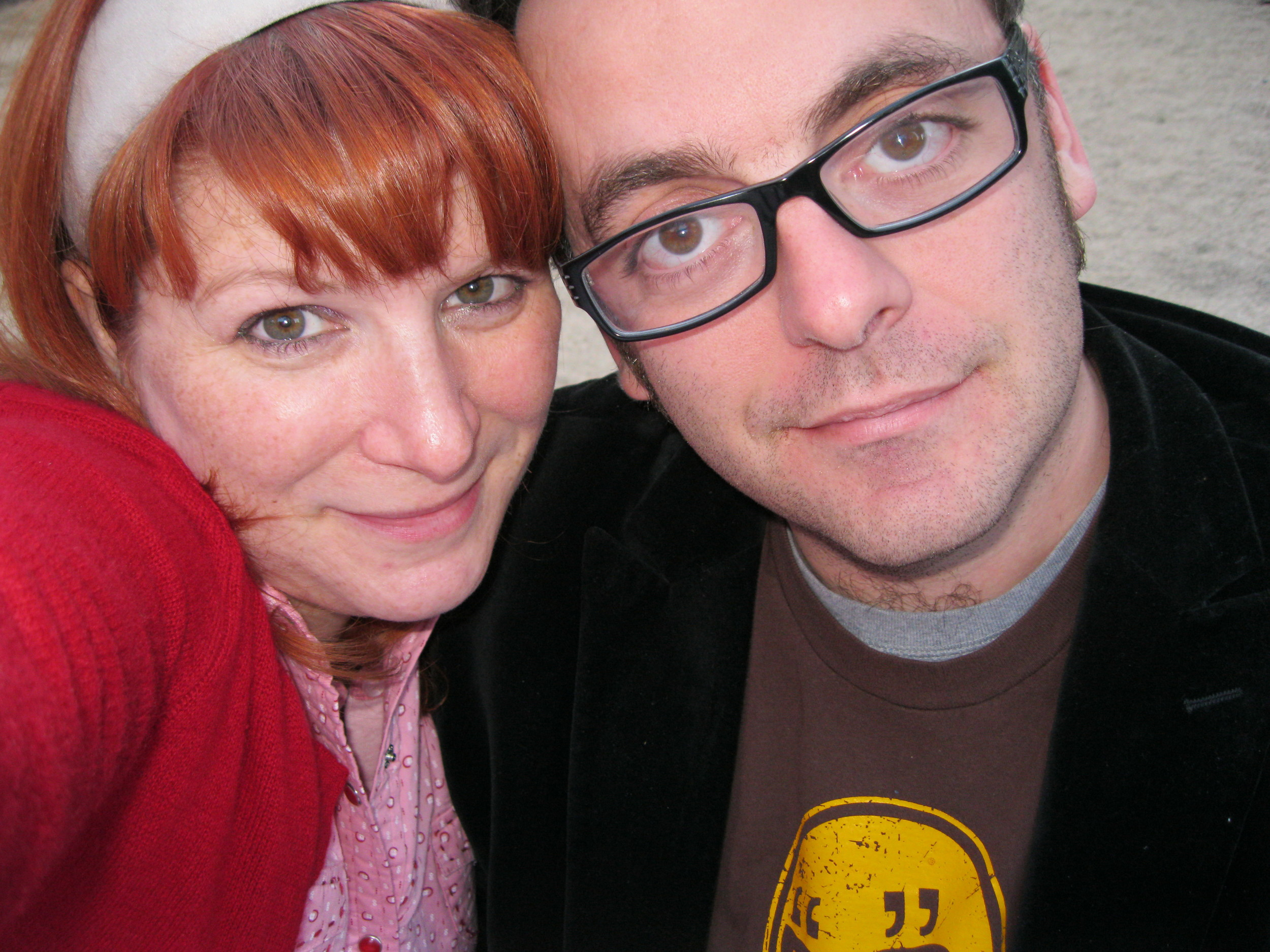 Josh and Kayla Cagan