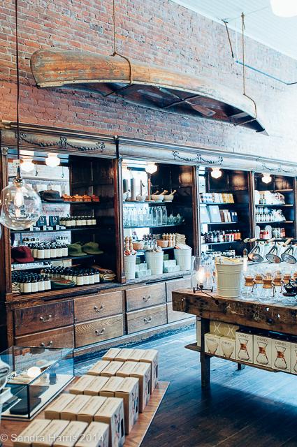 The Old Faithful Shop, Vancouver, Canada - Sandra Harris