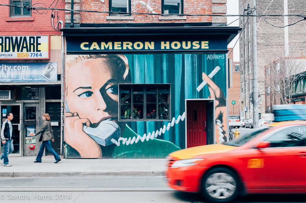 Queen West Street, Toronto