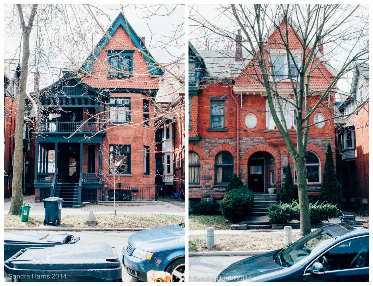 The Annex, Toronto,ON, - Sandra Harris