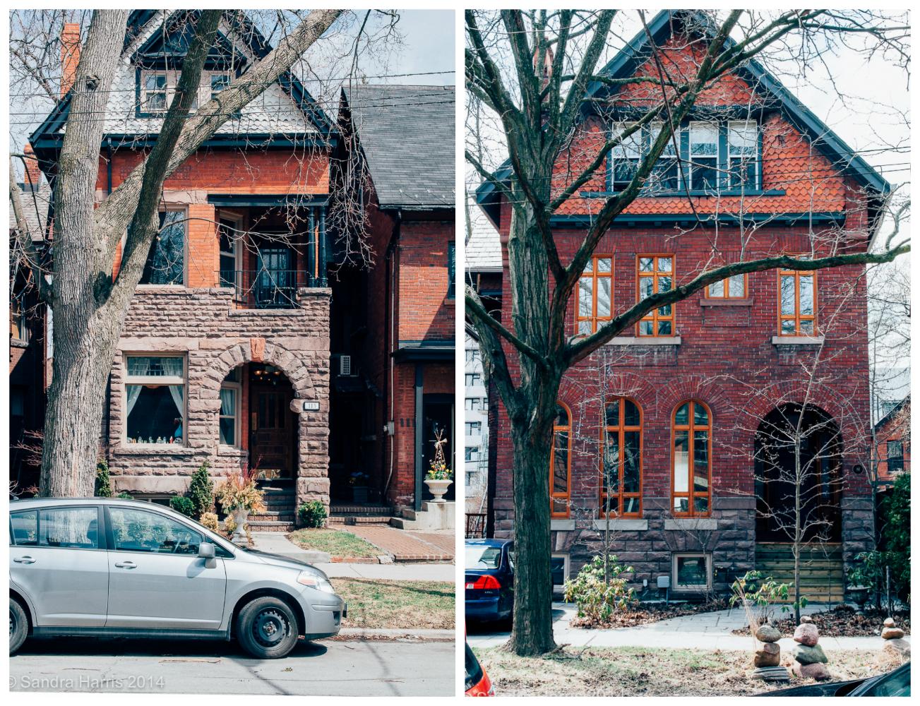 Madison Avenue, the Annex, Toronto, ON - Sandra Harris