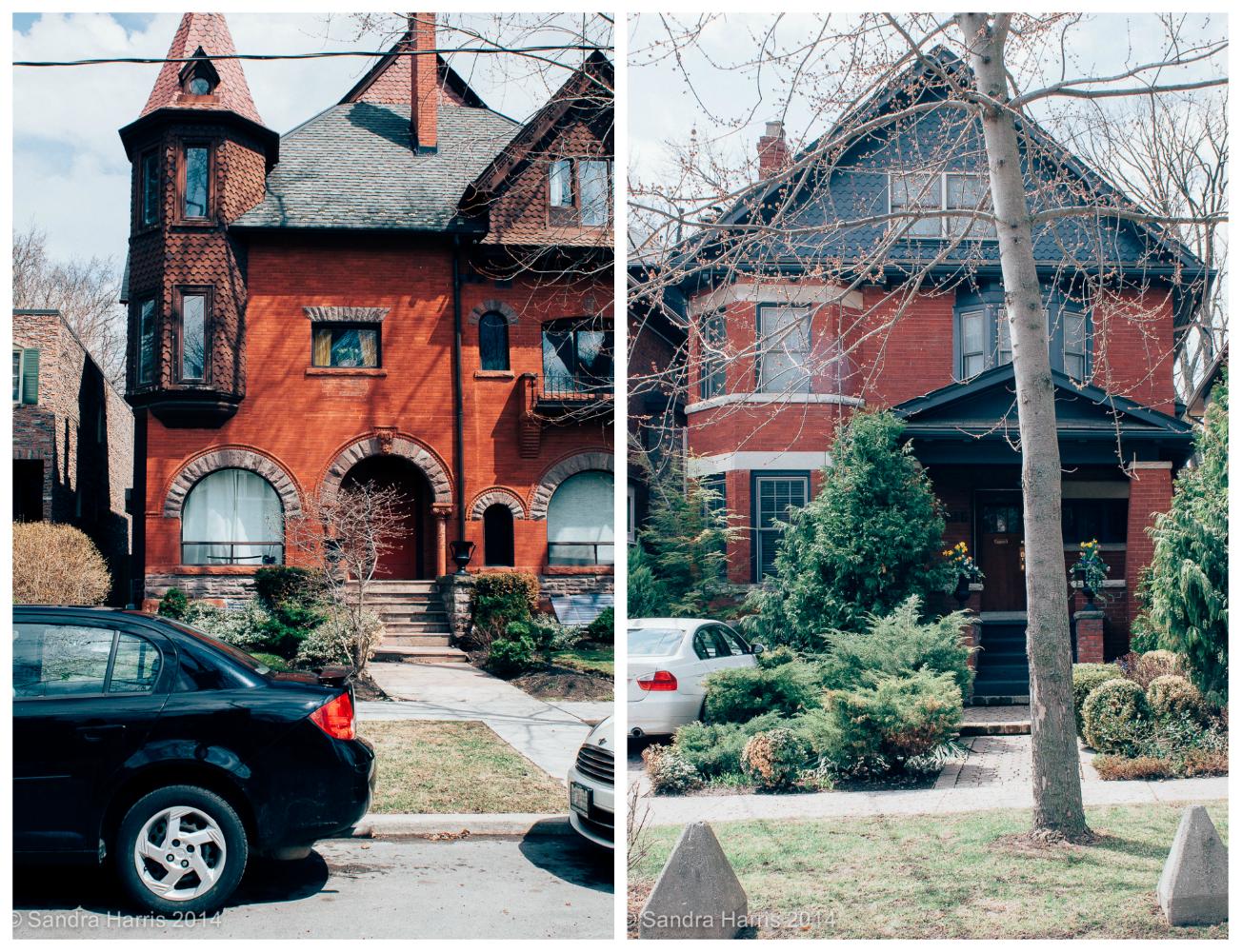 The Annex, Toronto, ON - Sandra Harris