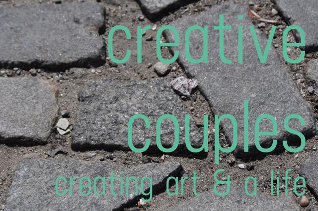 Creative Couples interview - Irene and John Liebler