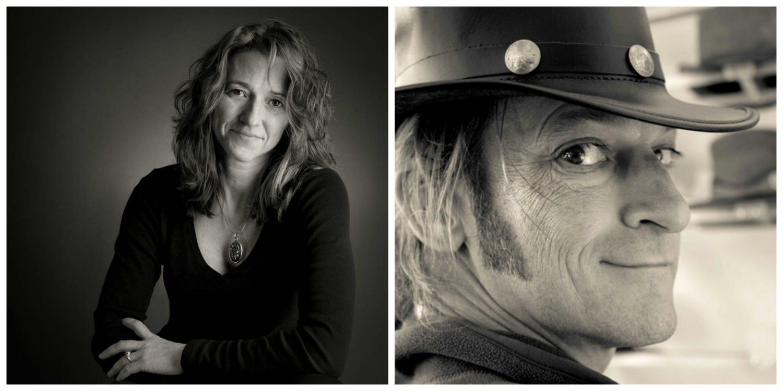 Irene and John Liebler - Creative Couple interview by Sandra Harris