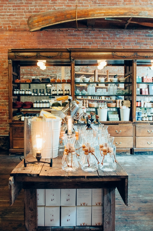 The Old Faithful Shop, Vancouver, Canada