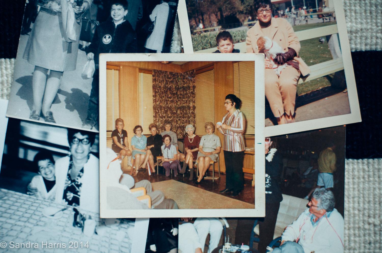 Tovah Cooks vintage photographs Sandra Harris