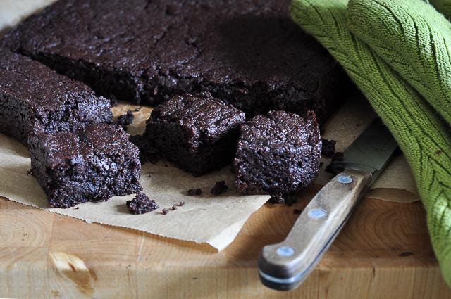 chocolate brownies Sandra Harris