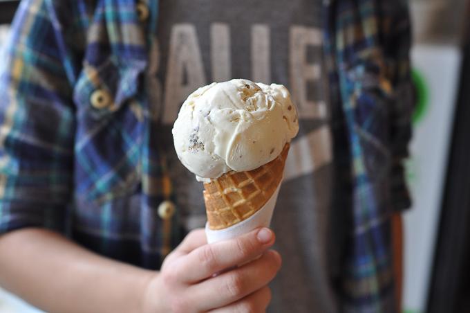 Earnest Ice Cream Vancouver