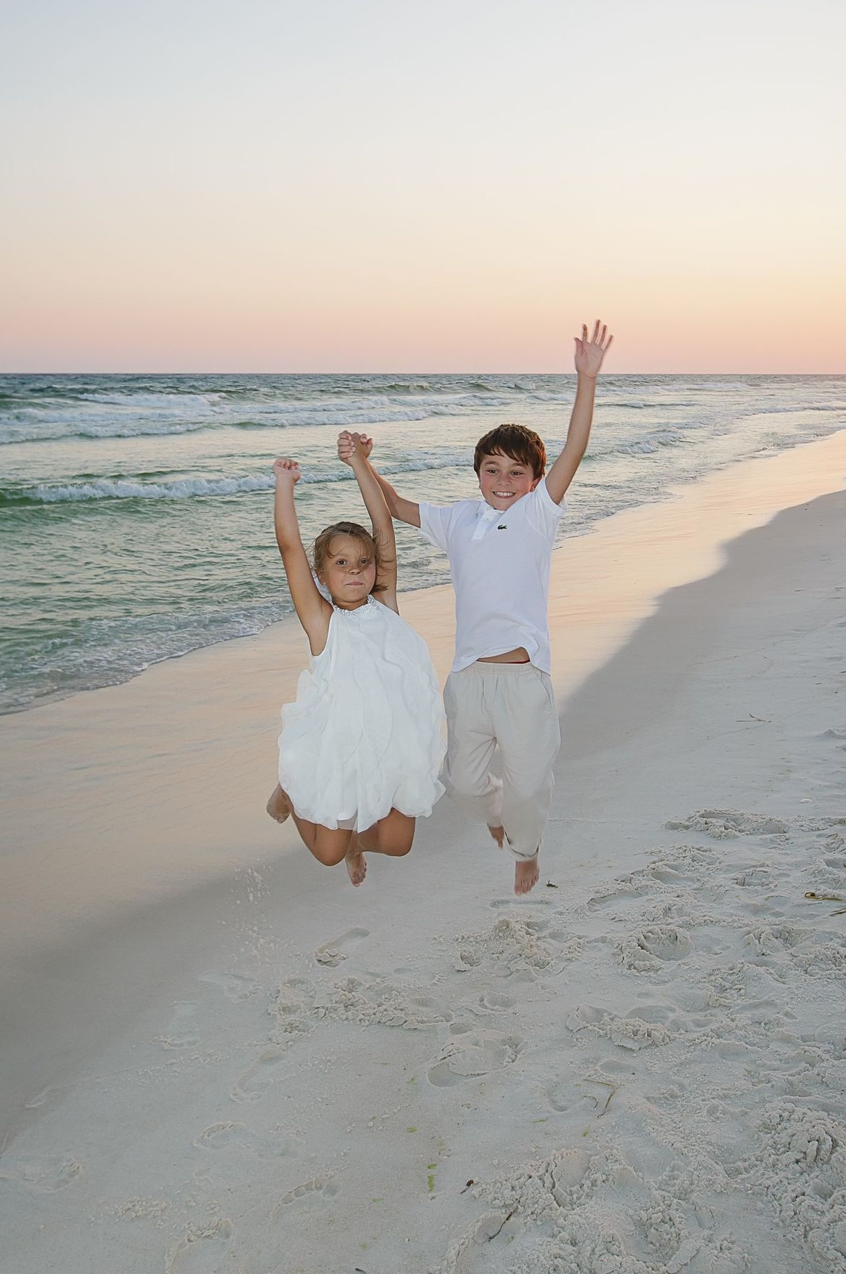 Klein Kids Jump for Joy for Sealants!!!