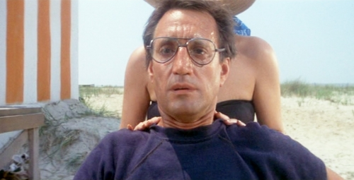 Roy Scheider as Martin Brody.