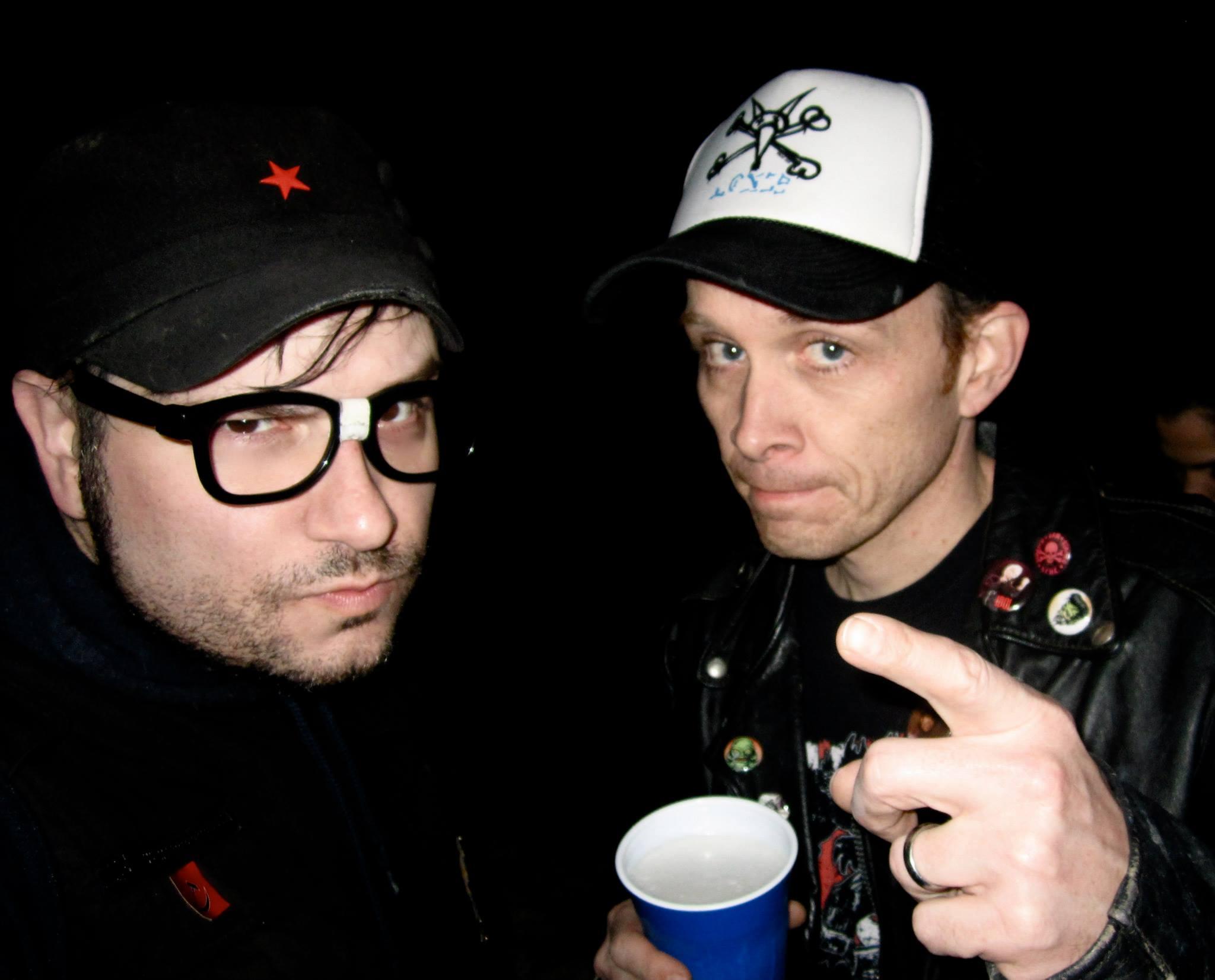 EDDIE RAY and JONATHAN REJ