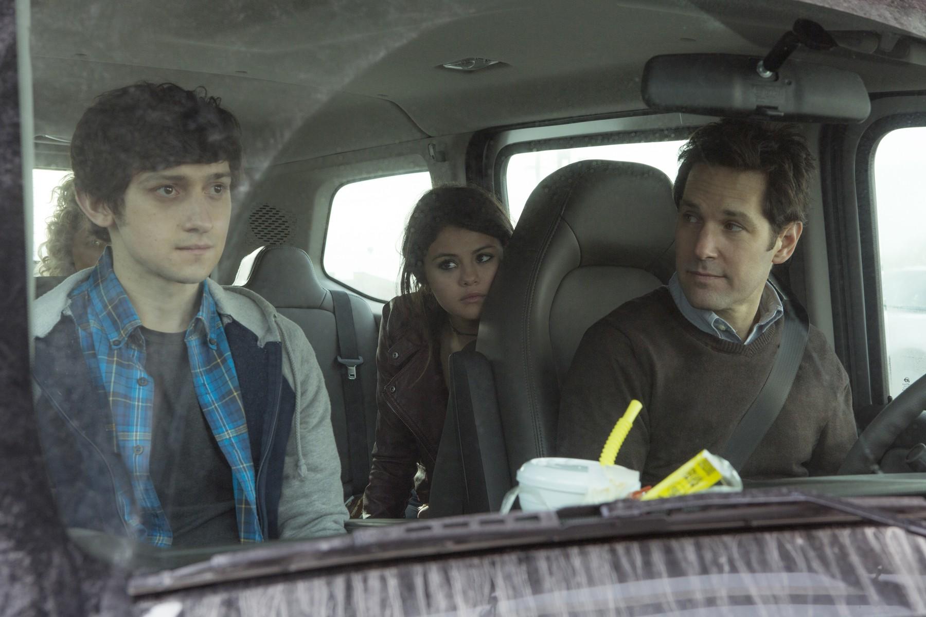 "craig roberts, selena gomez and paul rudd star in 2016 ATLFF Opening night & netflix original film ""FUNDAMENTALS OF CARING"""