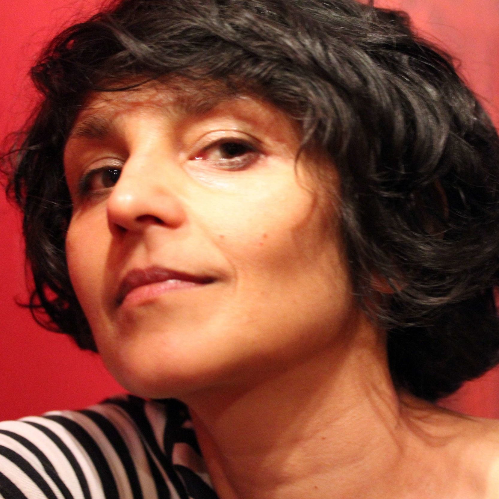 """Eisha Marjara - With a background in photography, Montreal-based Eisha Marjara first drew attention with the witty and satirical THE INCREDIBLE SHRINKING WOMAN. But it was her feature NFB docudrama DESPERATELY SEEKING HELEN (2000) that established her as a groundbreaking filmmaker. The film received the Critic's Choice Award at the Locarno Film Festival and the Jury Prize at the München Dokumentarfilm Festival. It has been described as """"one of the most auspicious film debuts on the Canadian scene."""" Her German-Canadian THE TOURIST (2006) was nominated as best short at the Female Eye Film Festival and her transgender drama HOUSE FOR SALE (2012) received multiple awards at various international film festivals. VENUS is her first fiction feature. Her photo series and essay on the Air India tragedy of flight 182 Remember me Nought was featured in Descant magazine. Marjara has also authored her debut novel Faerie, (Arsenal Pulp Press) about a teenager struggling with anorexia. Faerie has received rave reviews in Canadian and American press. Marjara has recently been selected for the 2017 TIFF Studio. She is developing her second feature CALORIE with Compass Productions. CALORIE was also selected for the 2016 Goa Film Bazaar coproduction market and for the Praxis Screenwriters Lab where Marjara was mentored by screenwriter Guinevere Turner (American Psycho, The Notorious Bettie Page)."""