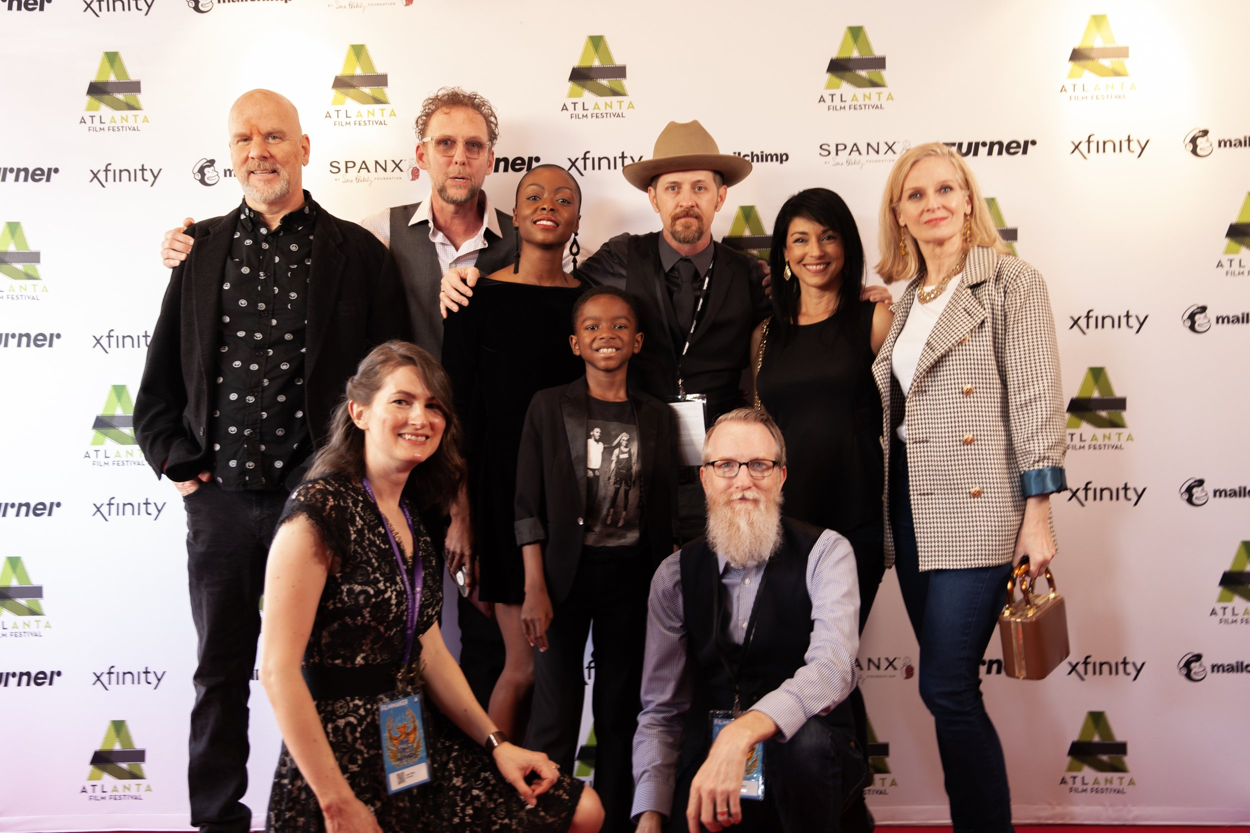 Lane and Ruckus Skye bring the cast of RECKONING to ATLFF.