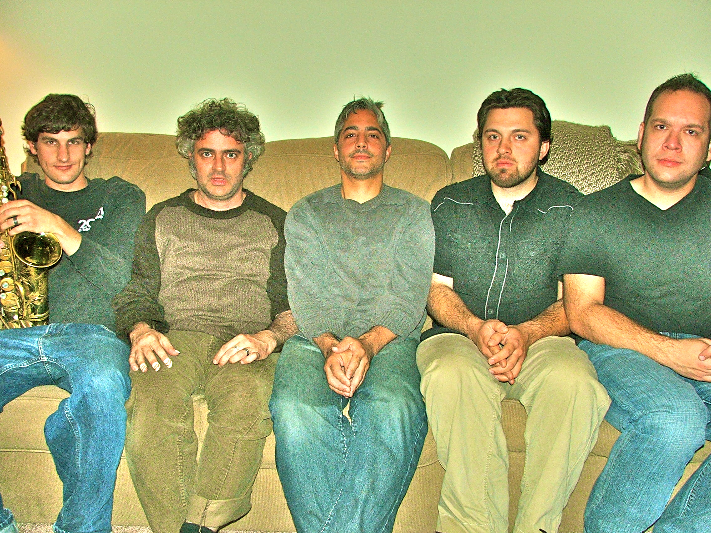 The first Mahadev lineup, 2011
