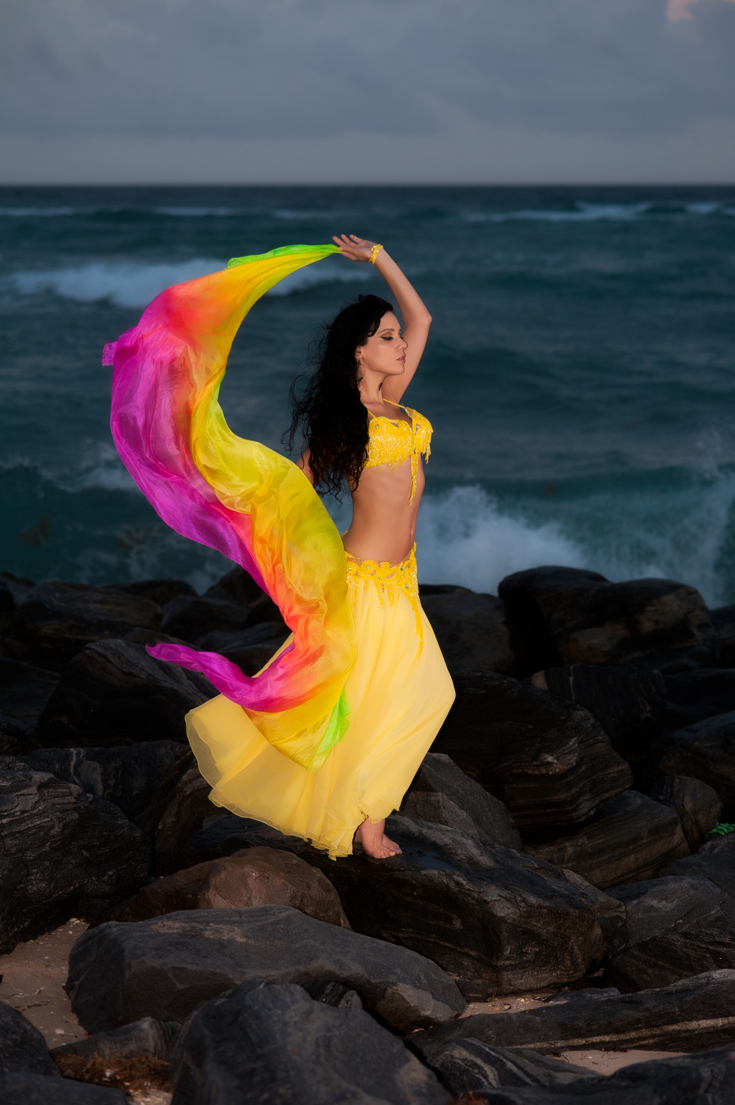 belly dancer boynton beach photoshoot