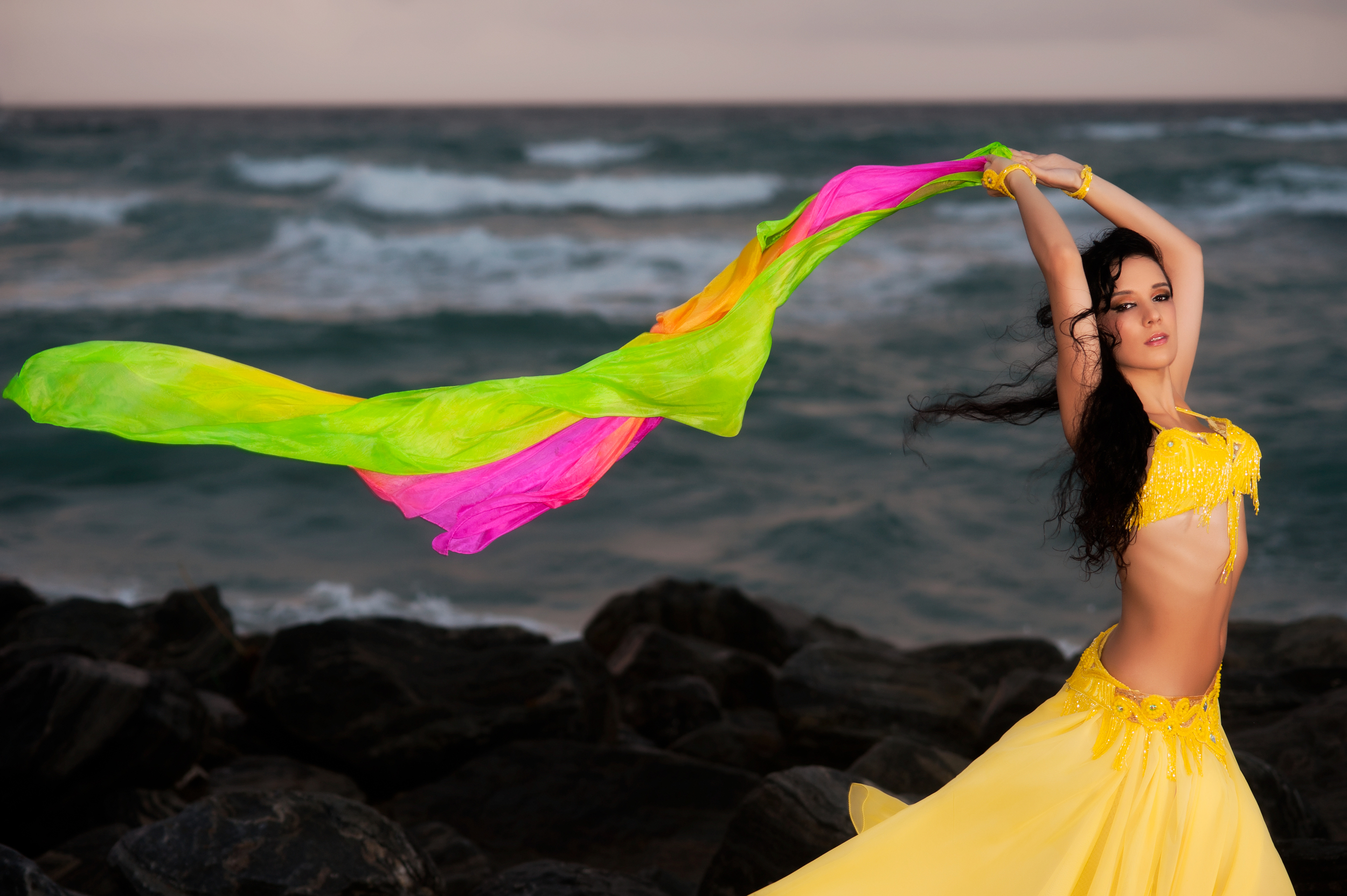 belly dance boynton beach photo shoot