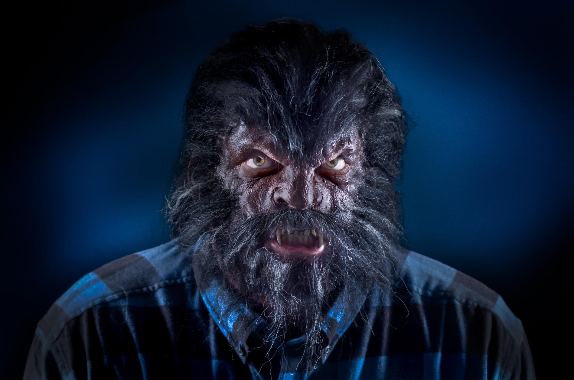 Older Werewolf - Halloween Portraiot 2017