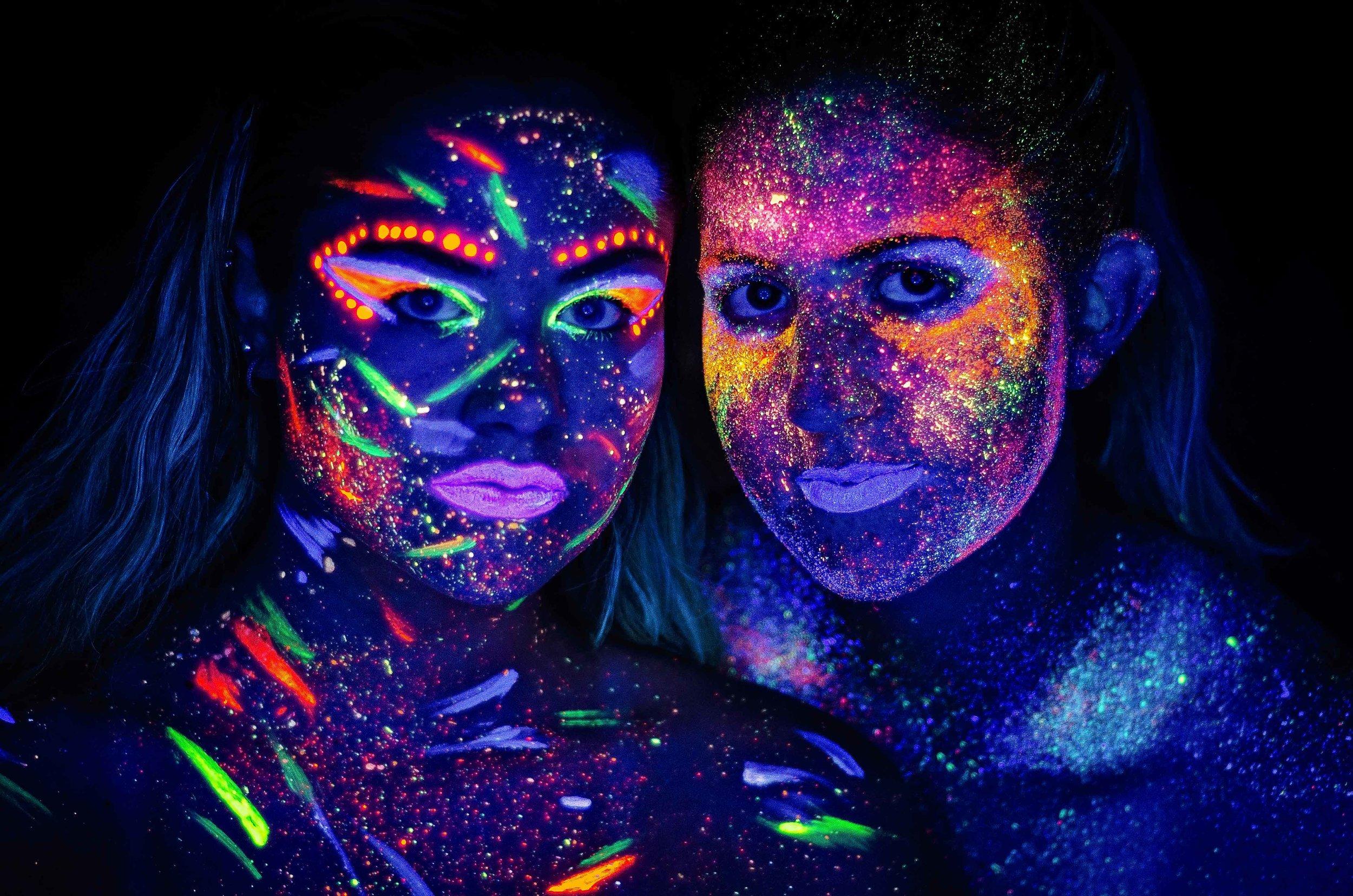 Blacklight Girls