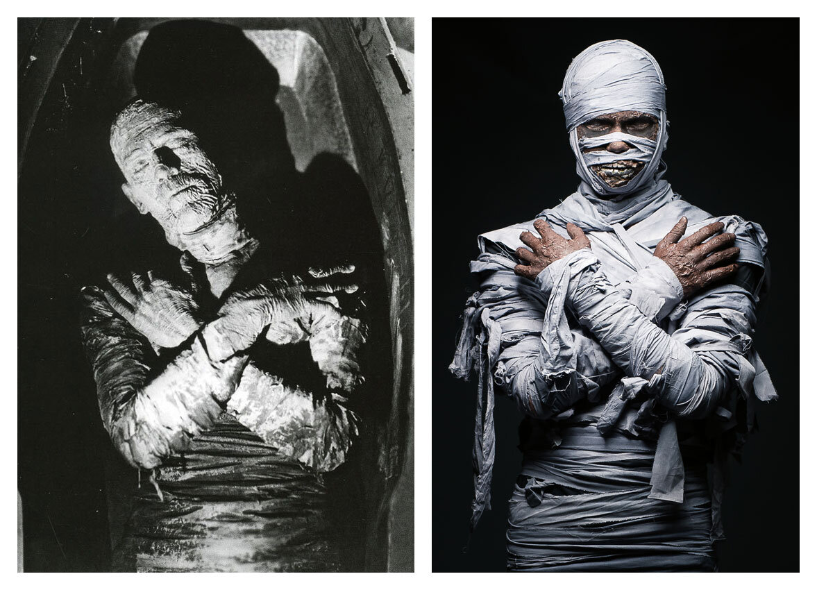 Boris and Tyler - Mummy vs. Mummy