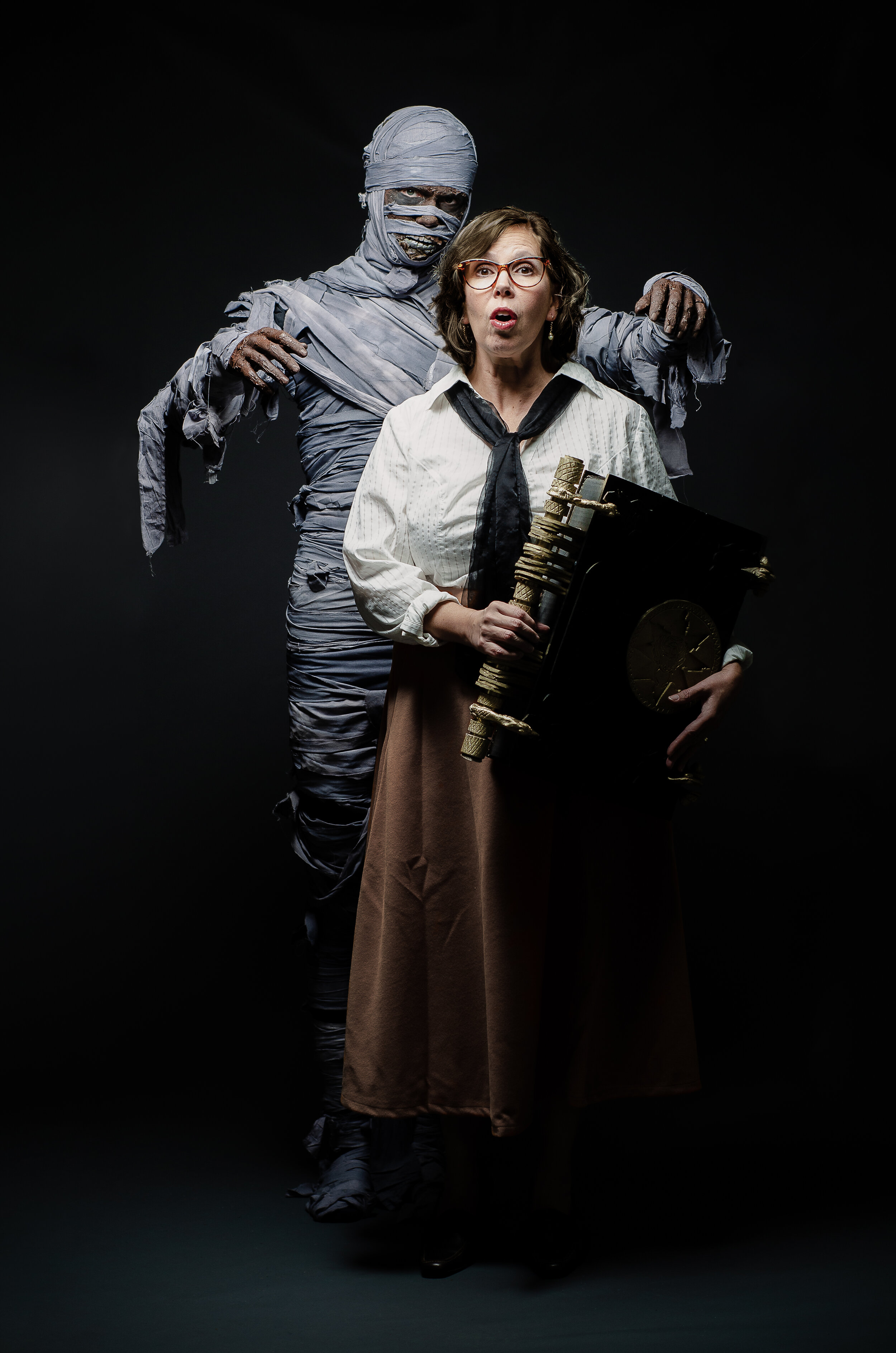 Sue and The Mummy