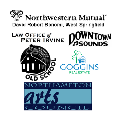 This program is supported in part by a grant from the Northampton Arts Council, a local agency which is supported by the Massachusetts Cultural Council, a state agency.