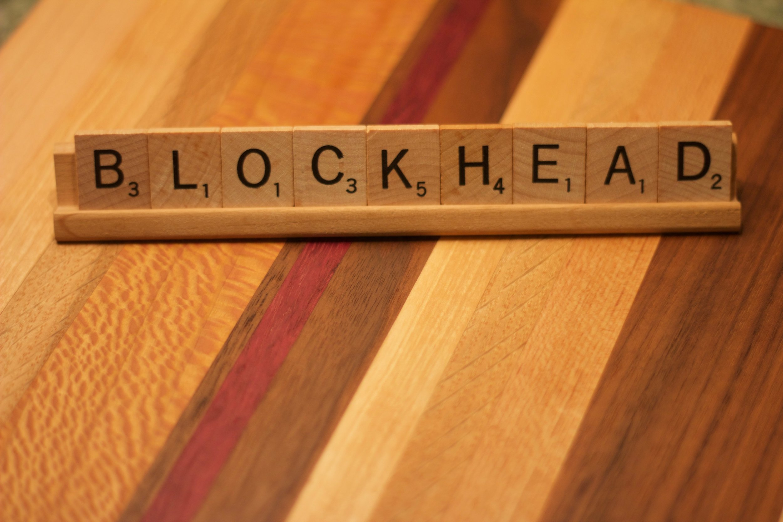 Blockhead - Handcrafted wooden essentials by Greg Kline