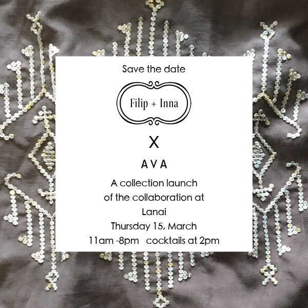 ✨So excited to announce this!!! 😍😍😍#FilipInnaXAVA✨ . . . . #collab #collaboration #filipinna #fashion #textile #lanai #lanaimanila #handmade #beadwork #motherofpearl #trunkshow #popup #fashionph #tboli #manobo #lumban #artisan #philippines #manila #launch