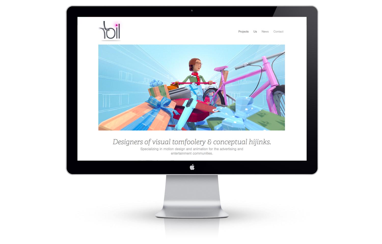 Toil website