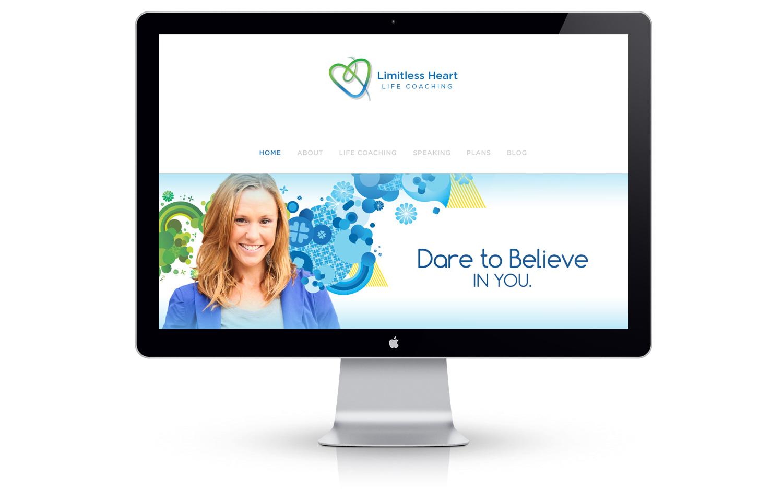Limitless Heart website