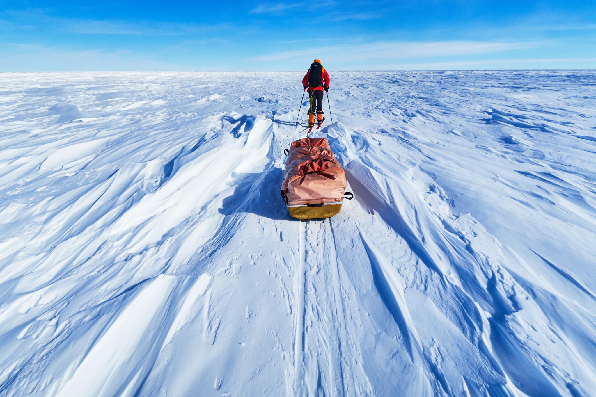 South Pole 2016 -