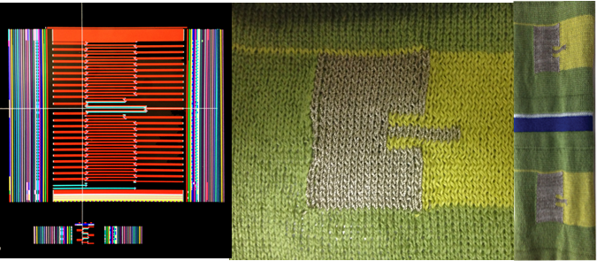 Fabric Patch Antenna Sensor