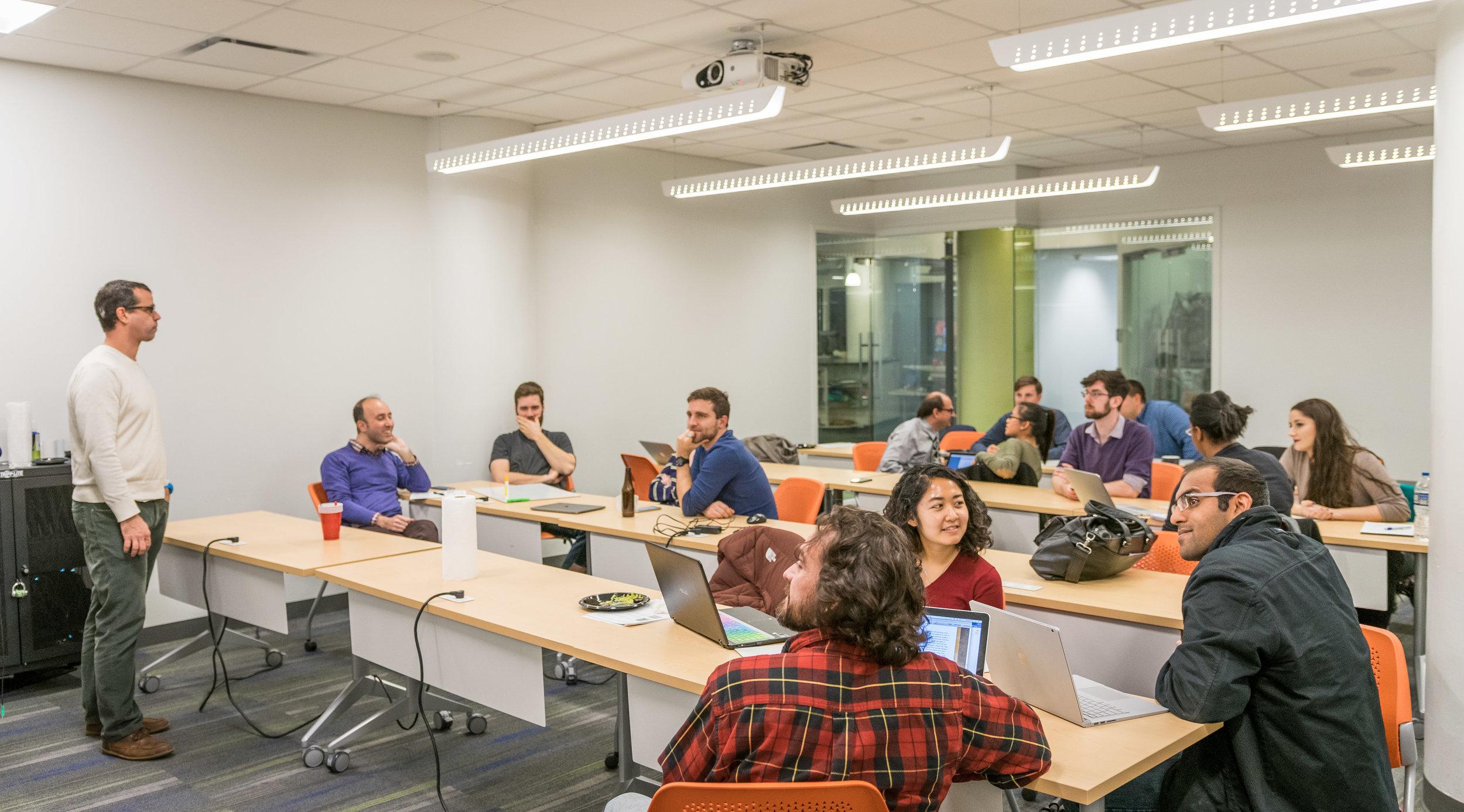 CASTLE PROFESS  Students enrolled in course GRAD 511: Foundations of Evidence-Based STEM Pedagogy
