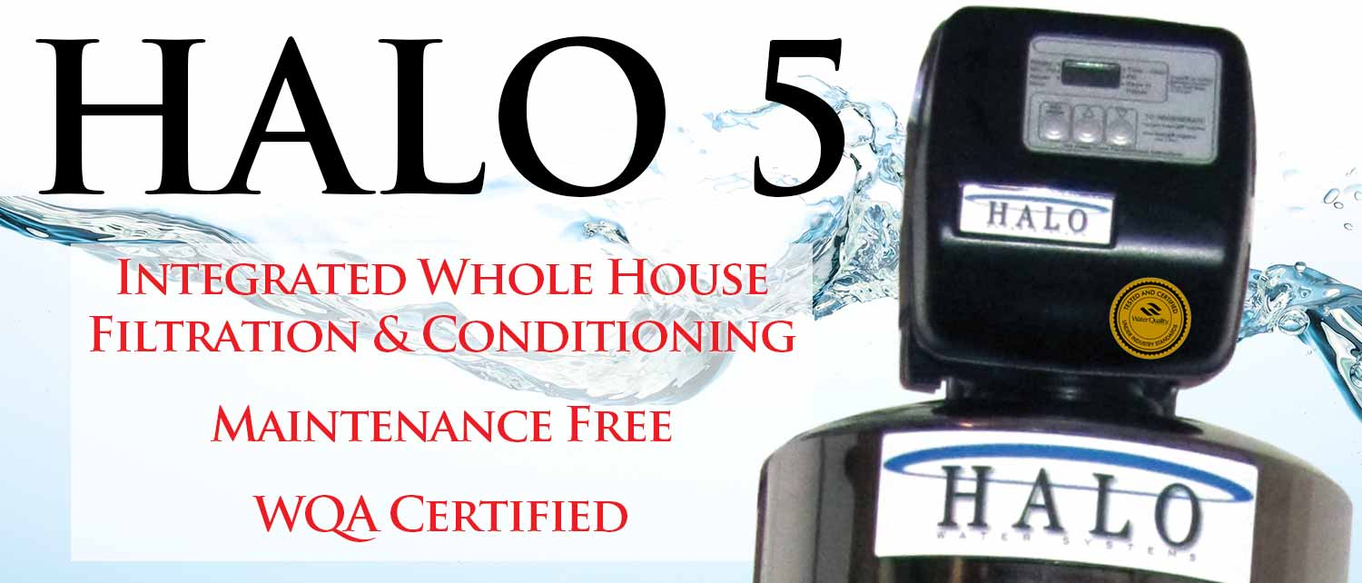 This is our most popular solution, mainly because it integrates Whole House Multi-Stage Filtration with Whole House Hard Water treatment in a single system that is Maintenance Free and comes with a Limited Lifetime Warranty. For more information   click here .