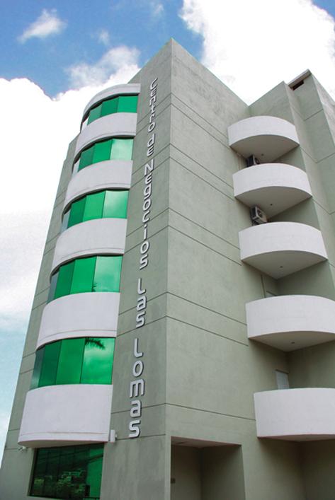 Centro de Negocios Las Lomas