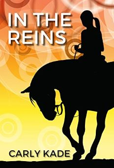 (1) Signed Paperback: In The Reins by Carly Kade! - A city-girl-gone-country, a handsome cowboy and a horse meet by fate on a southern farm. She's looking for a fresh start and unexpectedly falls for the mysterious cowboy. But can a man with a deeply guarded secret open himself up to the wannabe cowgirl in the saddle next to him? Deeply romantic and suspenseful, In The Reins captures the struggle between letting life move forward and shying away from taking the reins. Passionate, captivating, and full of equine epiphanies, this is a love story sure to touch your inner cowgirl. (click here for full description)