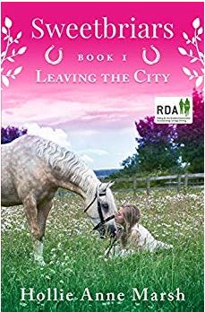 (1) Paperback of Leaving the City (SweetBriars, book 1) by Hollie Anne Marsh! - Horse & Hound calls Leaving The City a 'must read' for every horsey child. Cate is uprooted from life as she has known it. Along with her family and her palomino show pony Odette, she moves to a charming farm deep in the English countryside. Cate is torn. Upon moving to horse heaven, she had to leave behind her best friend Beth and her beloved horse-riding instructor Bridget. On the other hand, she has fallen in love with Sweetbriars, the farm her family has bought to make their dreams come true.Setting up an equestrian centre at Sweetbriars is fun to Cate, but settling into a new school and having a stern Pony Club riding instructor that teaches dressage is less so… (click here for full description)