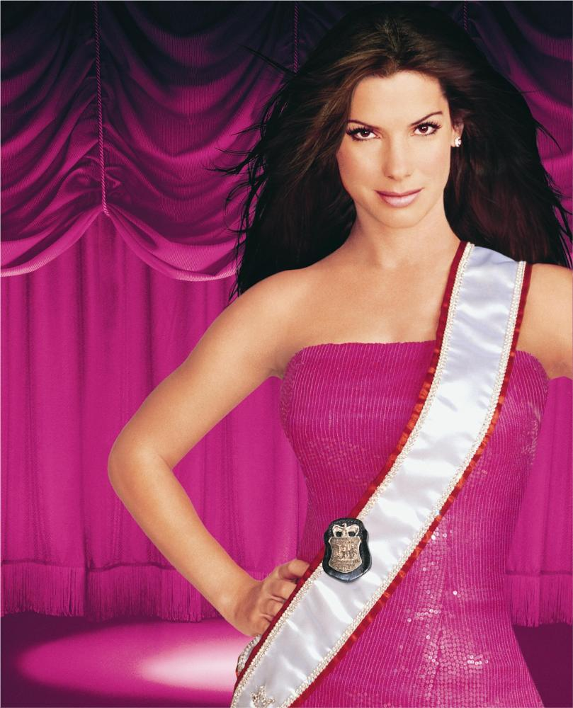 "Sandra Bullock from the film ""Miss Congeniality"""