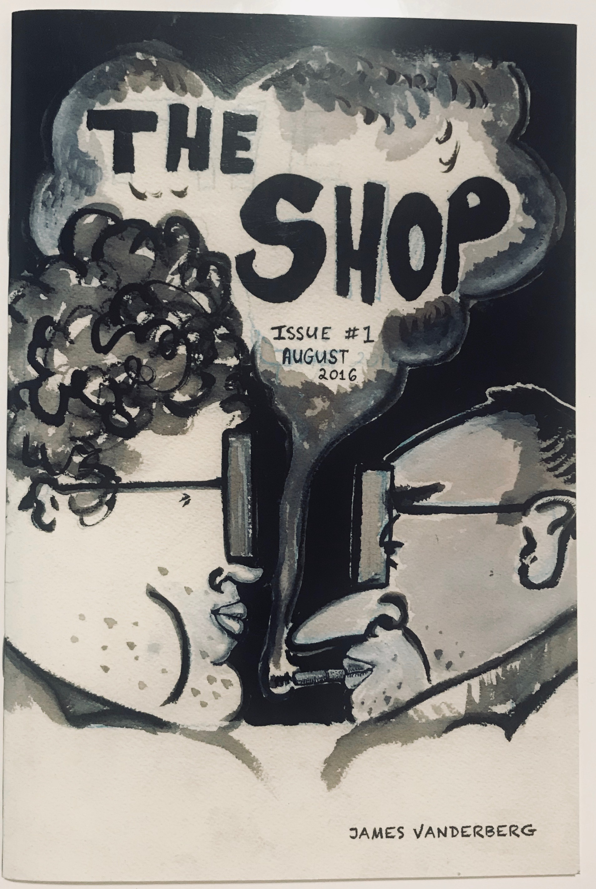 The Shop - Issue 1