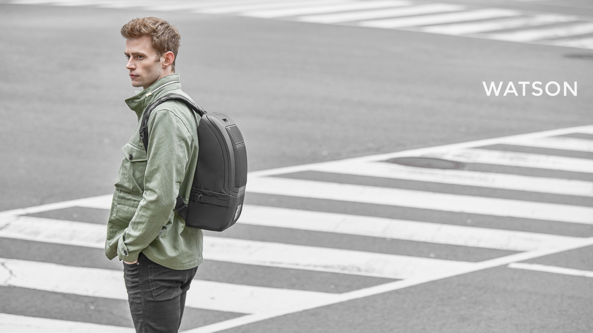 Watson Backpack Campaign