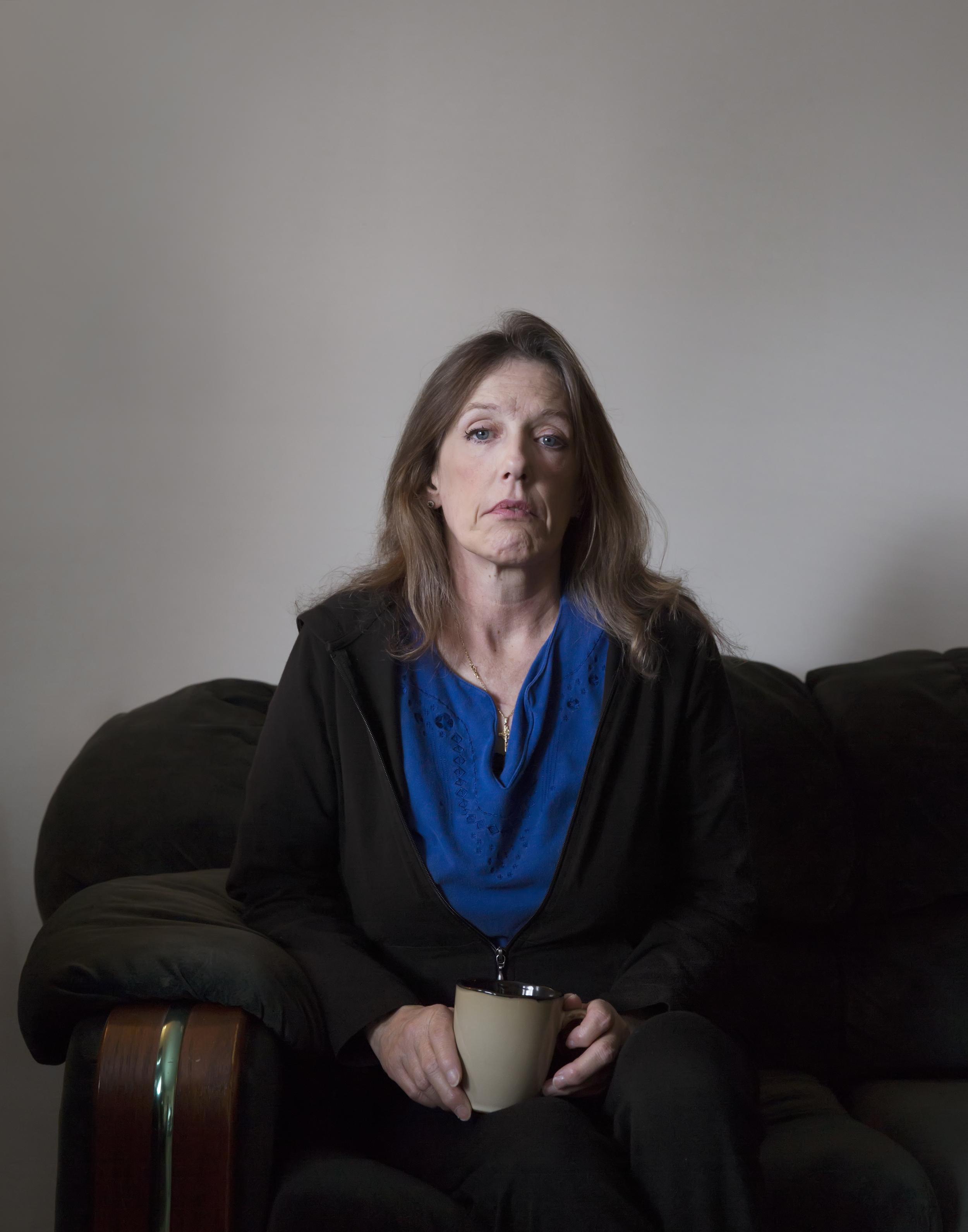 Nancy, 58. Peer Educator. 31 year survivor of HIV.