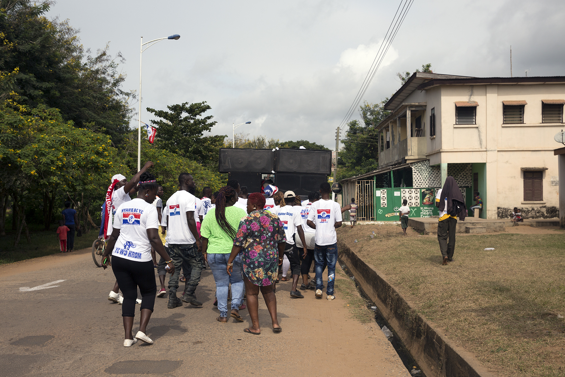 The tail-end of the NPP parade