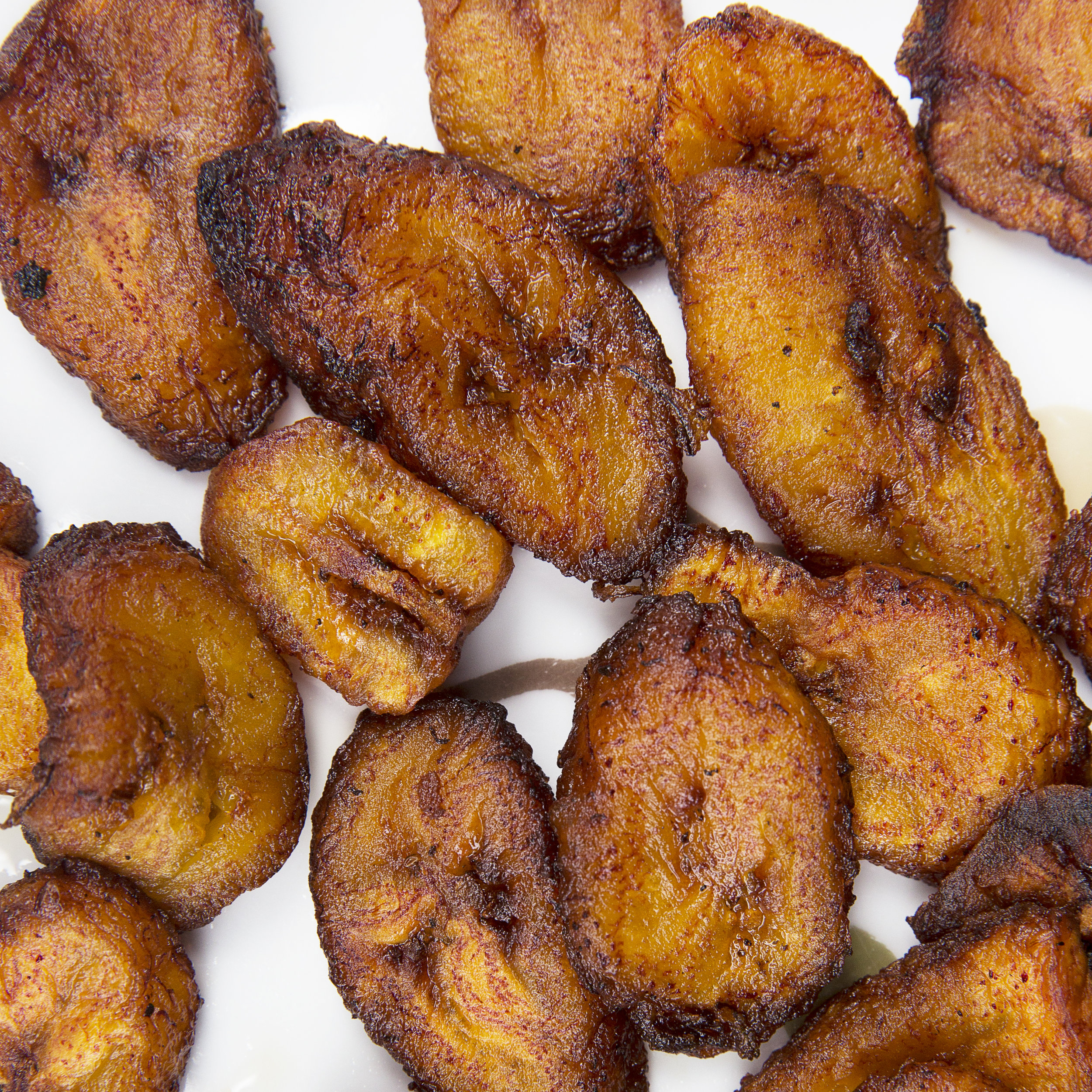 Yummy fried plantains!