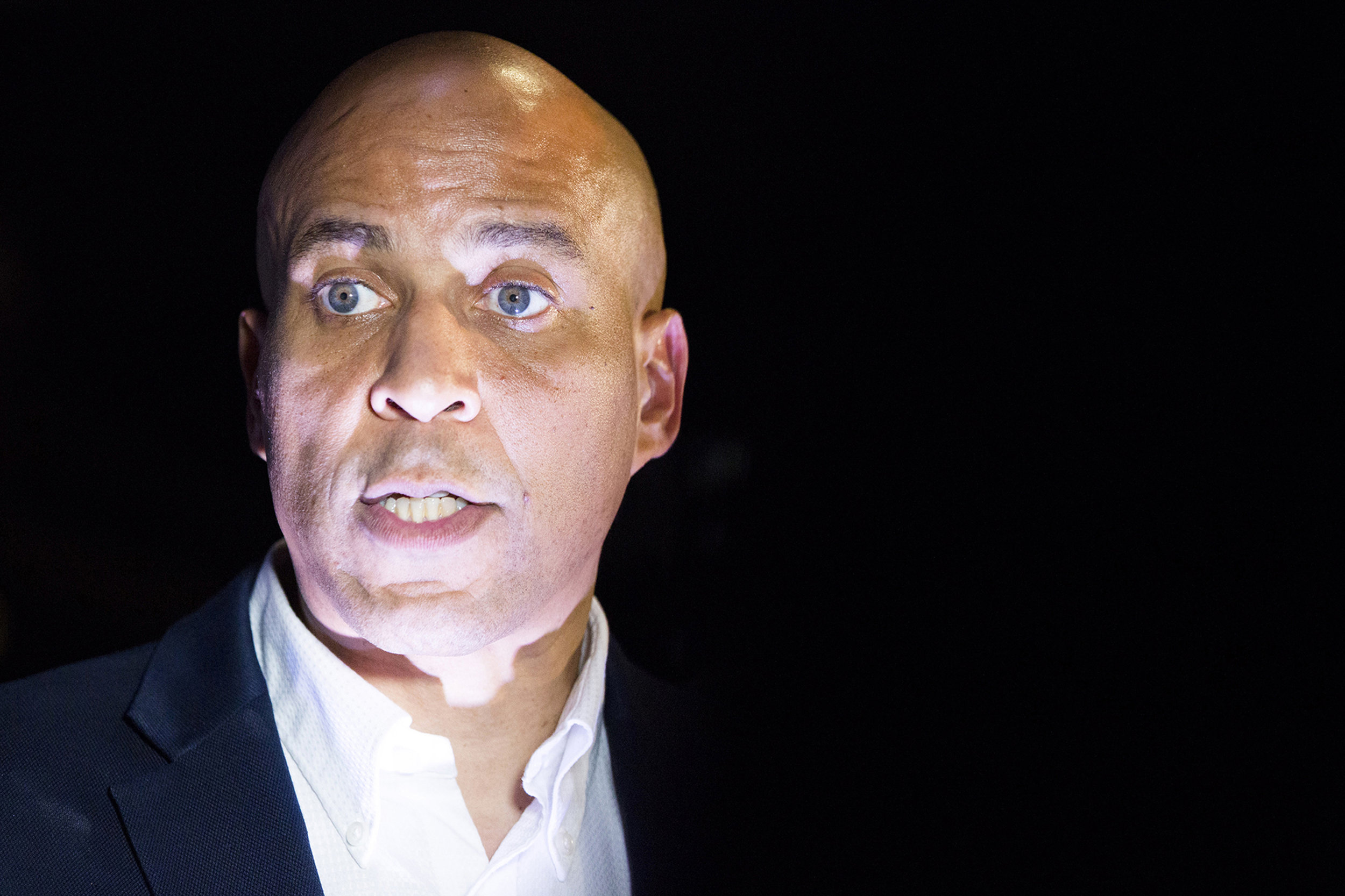 Cory Booker, August 2019