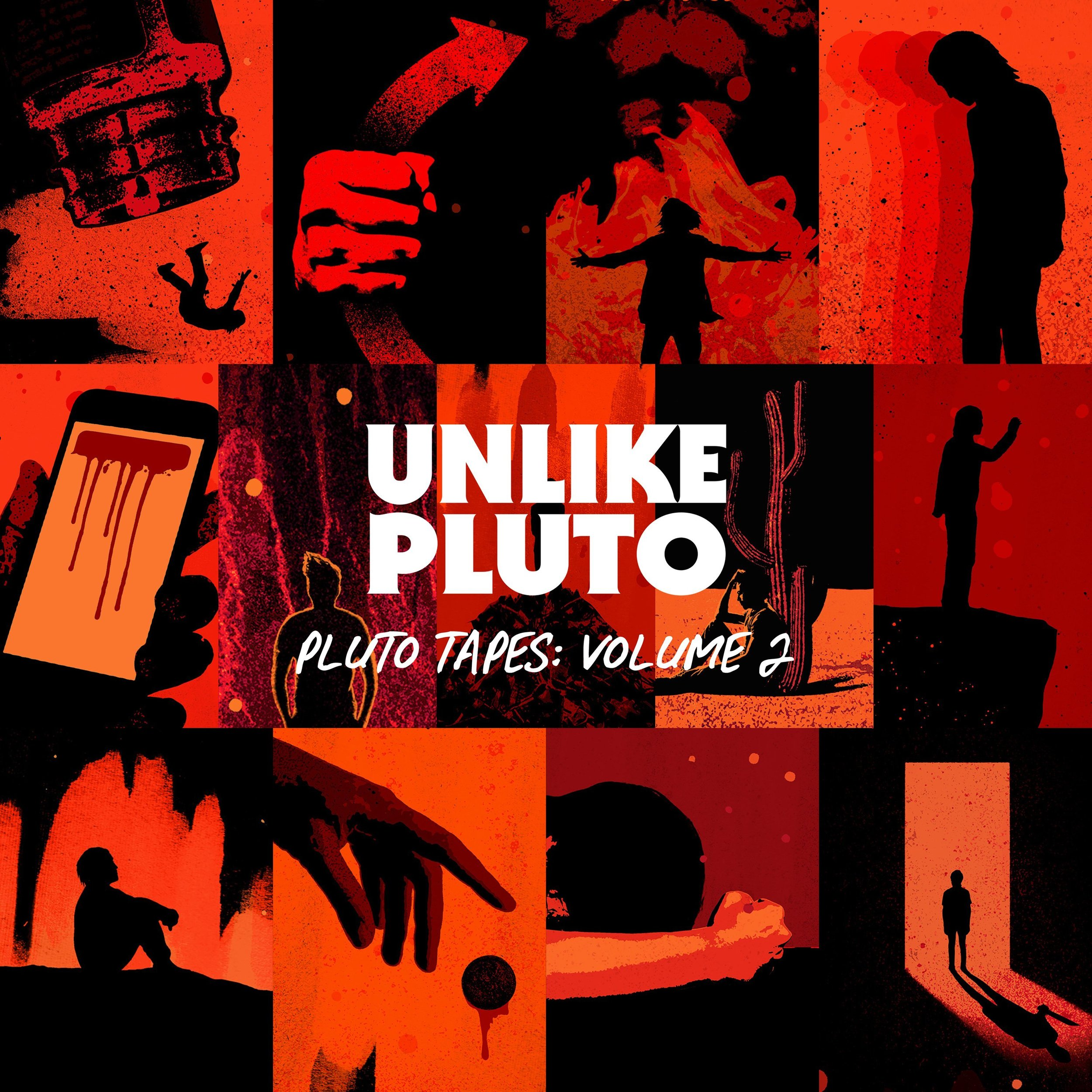UNLIKE PLUTO PLUTO TAPES: VOL 2 [S/R]