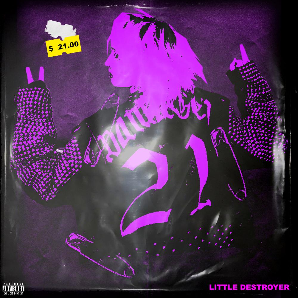 little destroyer 21 (EP) [strange future]