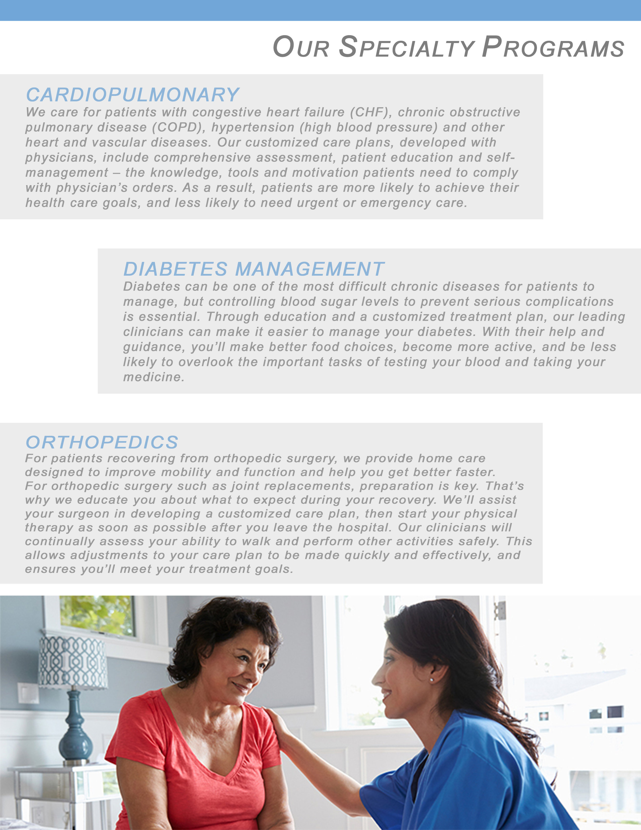 Home Health in Irving TX